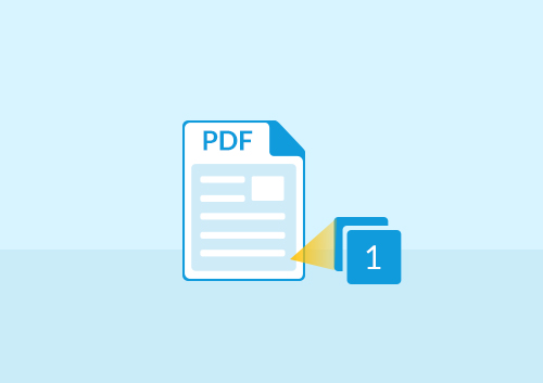 How to Add Page Numbers to PDF
