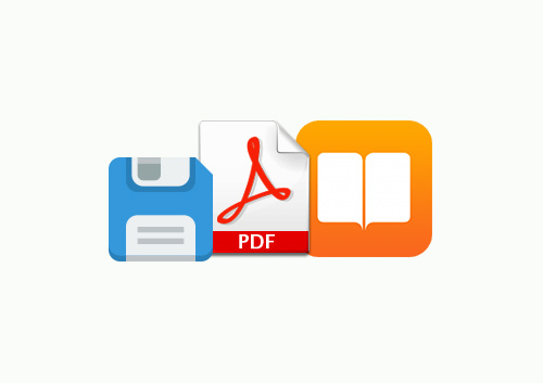 How to Add PDF to iBooks on Mac