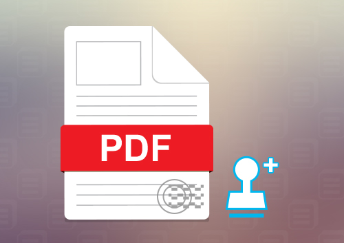 How to Add Stamp to PDF in Adobe Acrobat