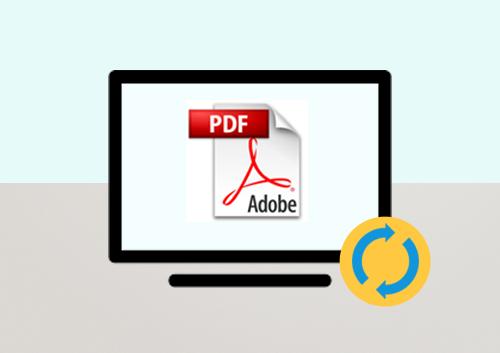How to Use Adobe PDF Converter