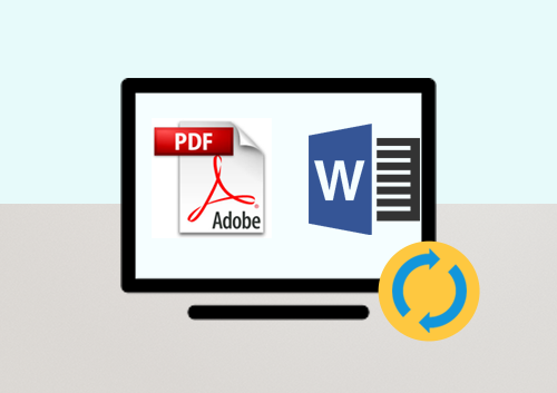 How to Use Adobe PDF to Word Converter