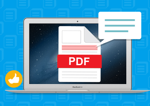 How to Annotate PDF on Mac (including macOS 10.13 High Sierra)