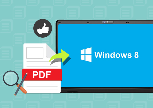 PDF Editor for Windows 8