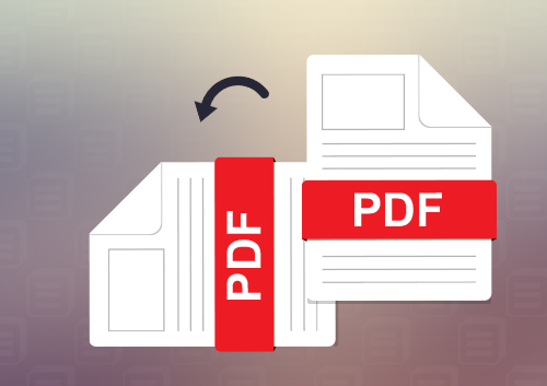 How to Change PDF Orientation from Landscape to Portrait