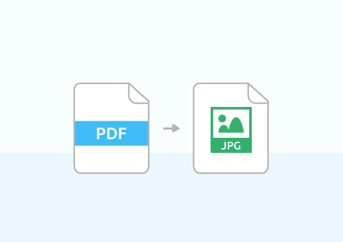 How to Change PDF to JPG