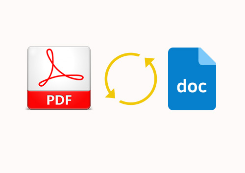 How to Change PDF to Word in 2 Simple Methods