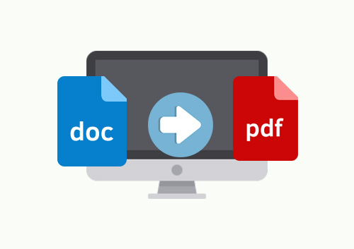 How to Change Word to PDF on Mac (Including Sierra)