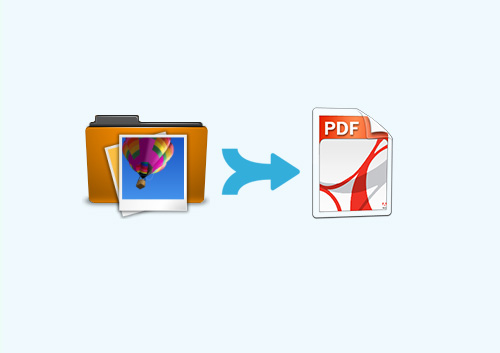 How to Combine Images to PDF File