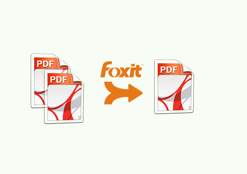 How to Combine PDF with Foxit Alternative