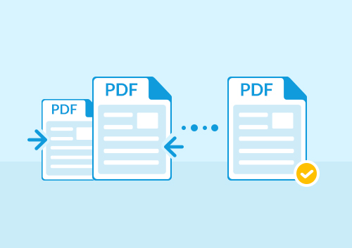 how to combine pdfs and delete pages