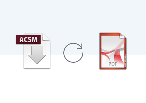 How to Convert ACSM to PDF | Wondershare PDFelement