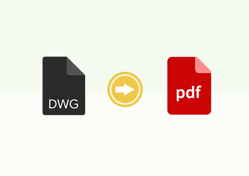 How to Convert DWG to PDF