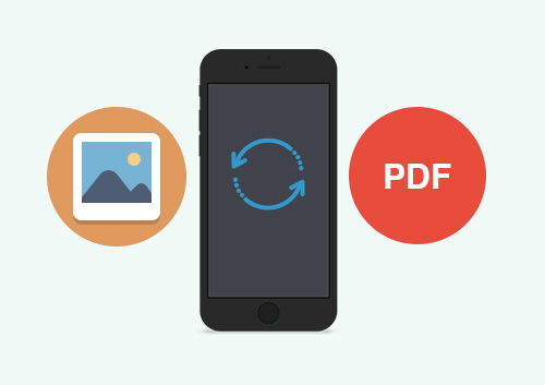 How to Convert iPhone Picture to PDF