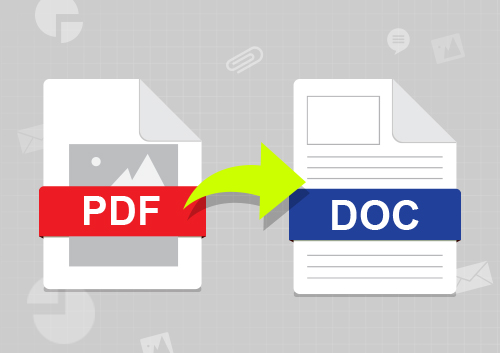 How to Convert PDF Image to Word Document