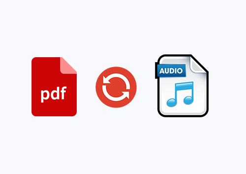 How to Convert PDF to Audio File