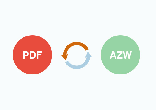 How to Convert PDF to AZW File