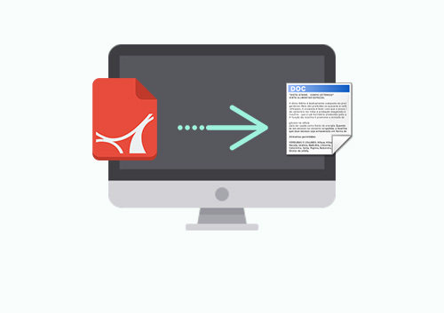 2 Ways to Convert PDF to DOC on Mac (Sierra Included)