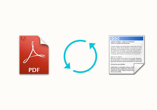 How to Convert PDF to DOC with 2 Methods