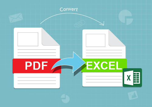 How to Convert PDF to Excel 2013 Easily