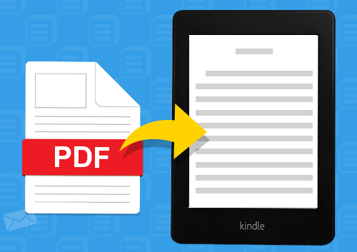 Covnertir PDF a Kindle
