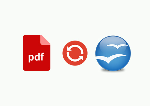 convert openoffice doc to pdf