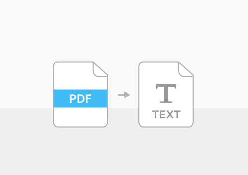 How to Convert PDF to Plain Text