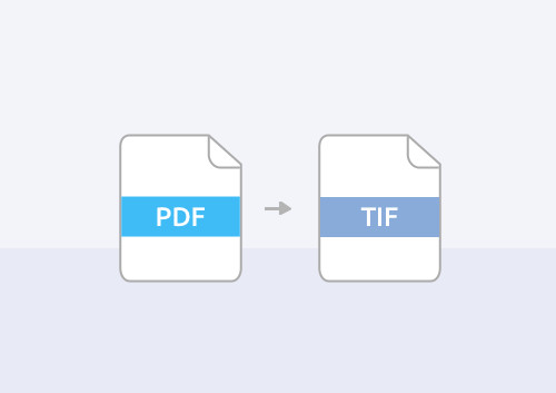 How to Convert PDF to TIF