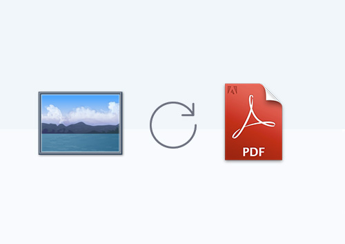 How to Convert Picture to PDF