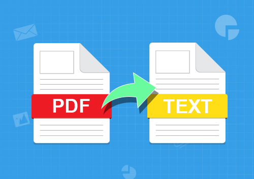 How to Convert Scanned PDF to Text