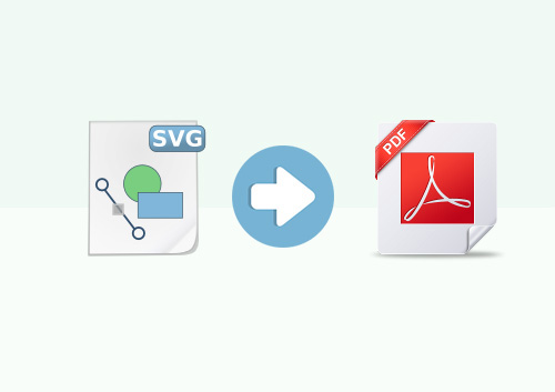 How to Convert SVG to PDF