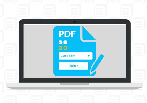 how to create pdf forms on mac including high sierra wondershare