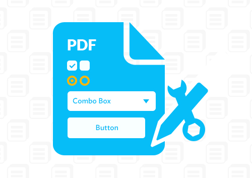 How to Create Fillable PDF Form