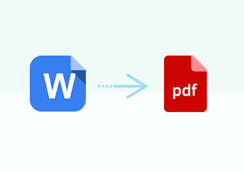 How to Create PDF from Word