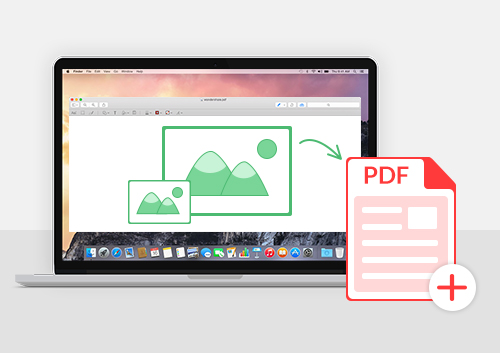 How to Create PDF in Preview