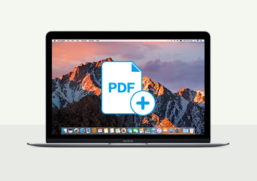 2 Easy Ways to Create PDF on macOS Sierra