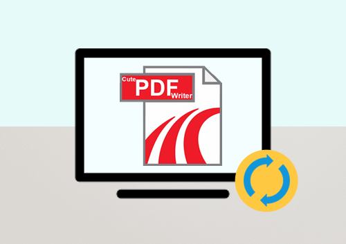 How to Use CutePDF Converter | Wondershare PDFelement