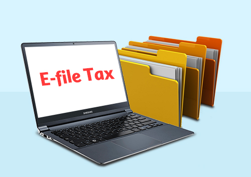 E-file Tax: An Easier Solution to File Your Tax