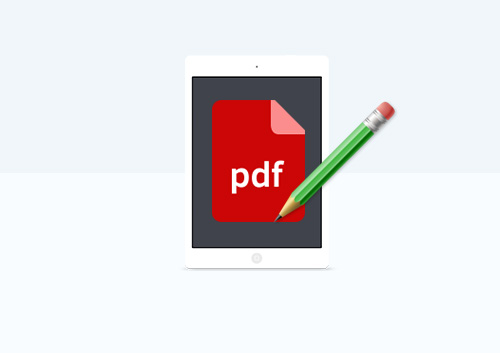 How to Edit PDF on iPad