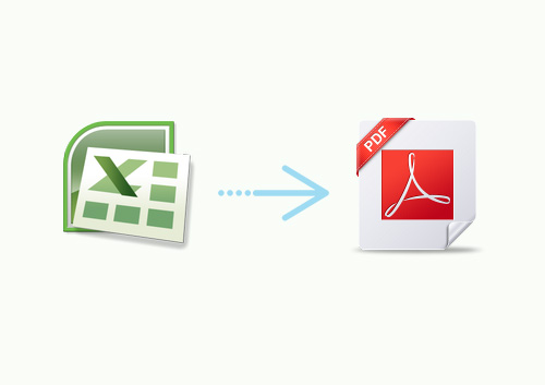 How to Export Excel to PDF