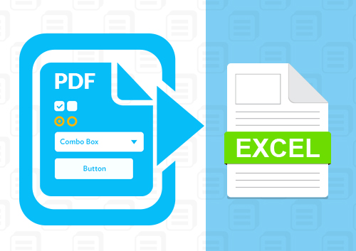 How to Export PDF Form Data to Excel Spreadsheets