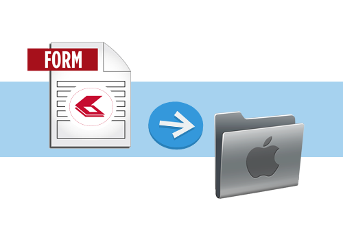 How to Extract Data from Scanned PDF Form on Mac