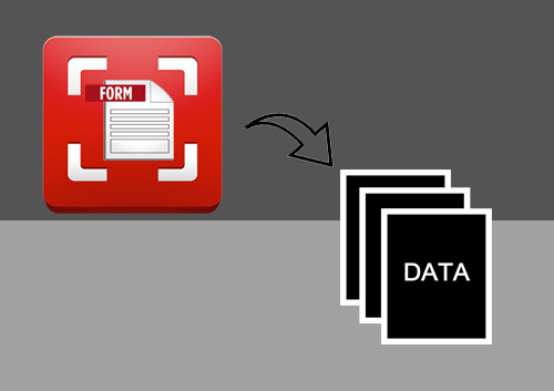 How to Extract Data from Scanned PDF Form