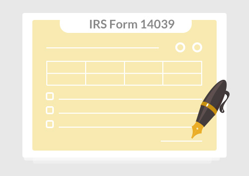 IRS Form 14039: How to fill it With the Best Form Filler