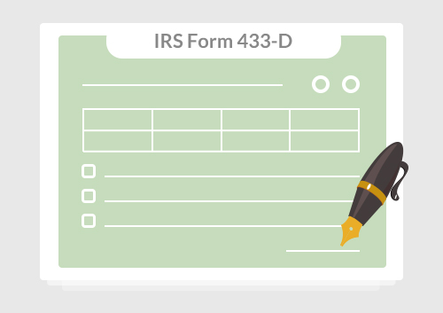 Irs Form 433 D Fill Out With Pdfelement Wondershare Pdfelement