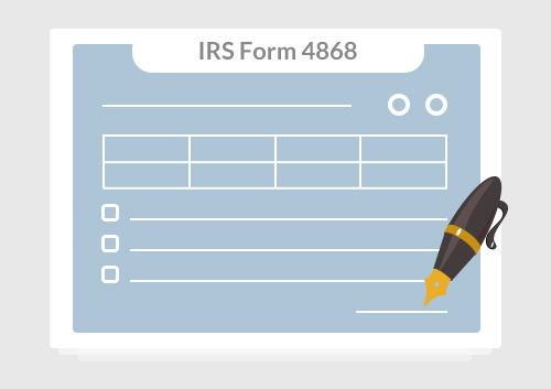 Irs Form 4868 Fill It Right To File Tax Form Wondershare Pdfelement