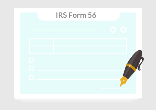 IRS Form 56: You can Fill it with the Best Form Filler