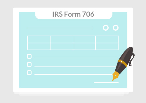 Instructions for How to Fill in IRS Form 706