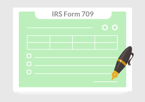 Instructions For How To Fill In Irs Form 709 Wondershare Pdfelement