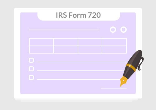 Instructions For How To Fill In Irs Form 720 Wondershare Pdfelement