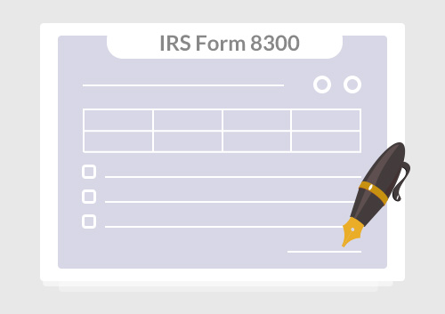 Irs Form 8300 Fill It In A Smart Way Wondershare Pdfelement
